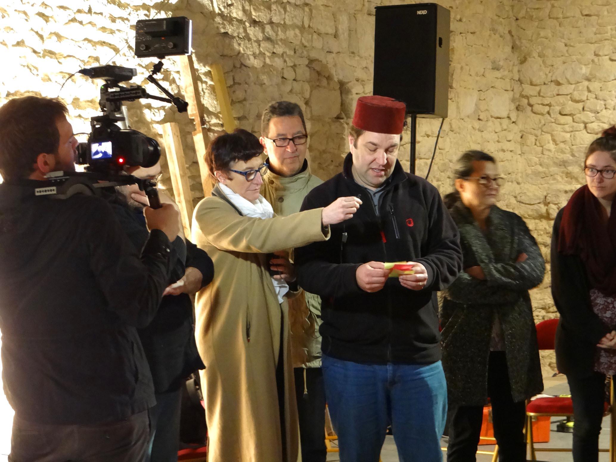 Théatre des Minuits Democratie permanente Region Centre Val de Loire 2017 - 3