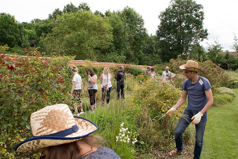Retour sur rendez vous aux jardins le th tre des minuits for Rdv aux jardins