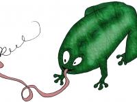 Grenouille-en-couleur