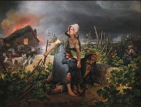 Campagne de France 1814 H.Vernet