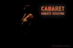 CABARET MINUITS SERAFINE-Scène à scène-04-I just don't know