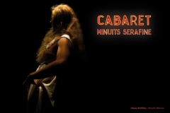 CABARET MINUITS SERAFINE-Scène à scène-17-Happy birthday