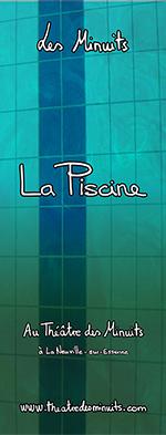 Affiche La Piscine