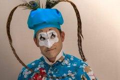 Clown-de-Pékin
