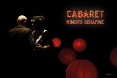 CABARET MINUITS SERAFINE-Scène à scène-12-Entracte