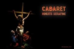 CABARET MINUITS SERAFINE-Scène à scène-15-All is full of love